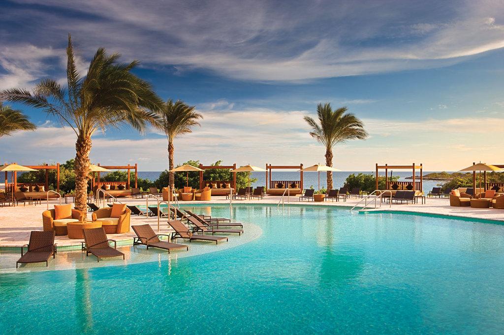 Santa Barbara Beach & Golf Rst - Three Beautiful Resort Pools <br/>Image from Leonardo