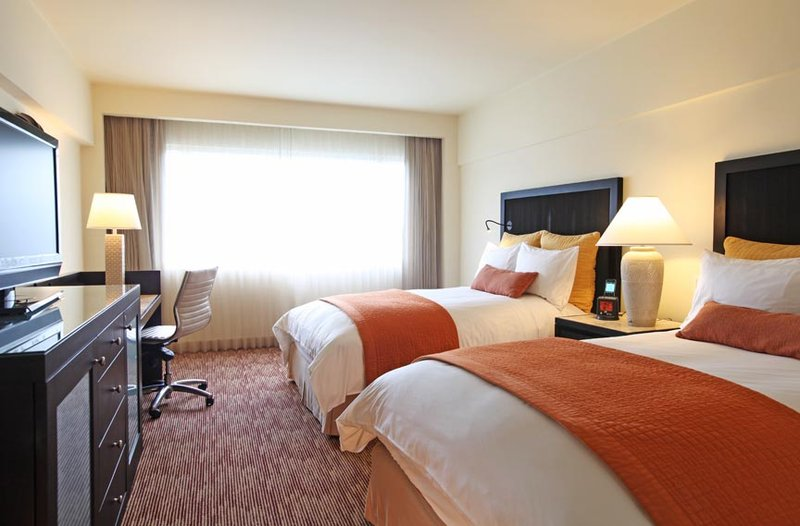 Intercontinental San Salvador - Metrocentro Mall-Double Bed Guest Room<br/>Image from Leonardo