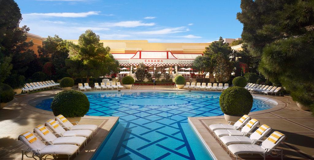 Wynn Las Vegas - Wynn - Resort Pool <br/>Image from Leonardo