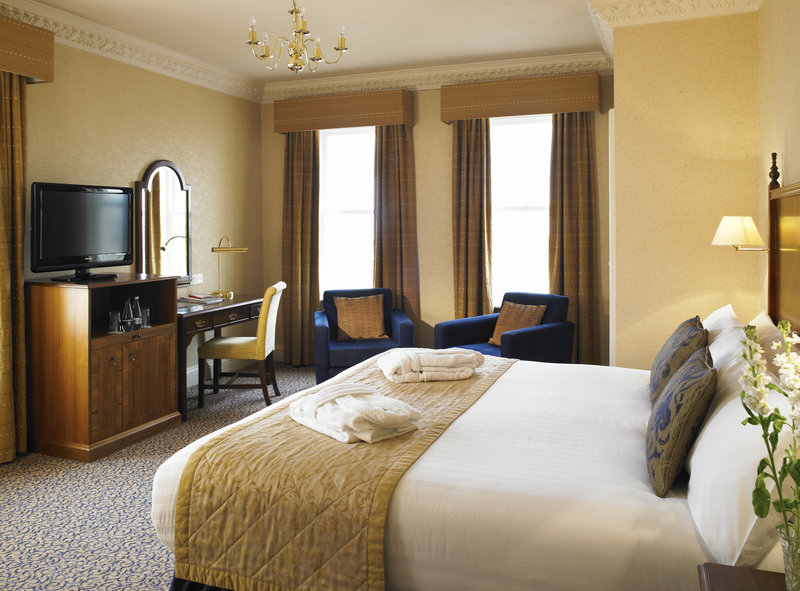 Imperial Hotel Blackpool-The Imperial Hotel ,Blackpool Deluxe Double<br/>Image from Leonardo
