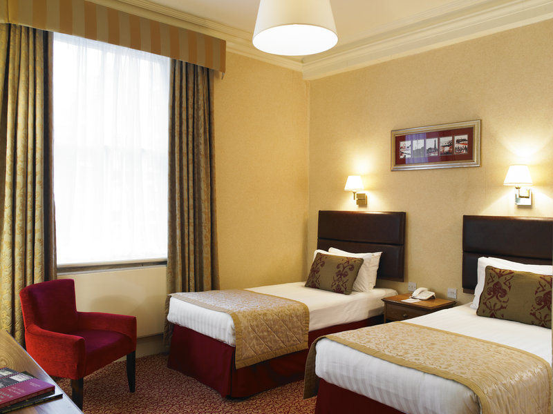 Imperial Hotel Blackpool-The Imperial Hotel ,Blackpool Standard Twin<br/>Image from Leonardo