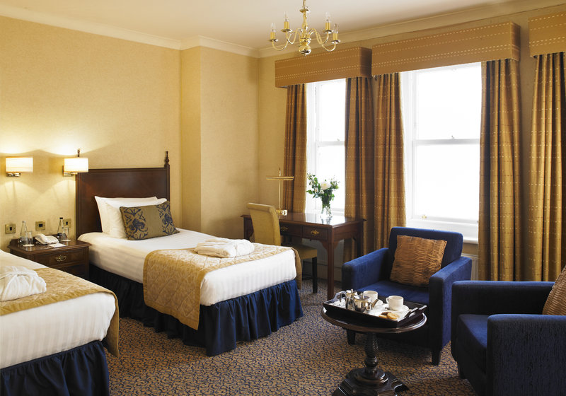 Imperial Hotel Blackpool-The Imperial Hotel ,Blackpool Deluxe Twin<br/>Image from Leonardo
