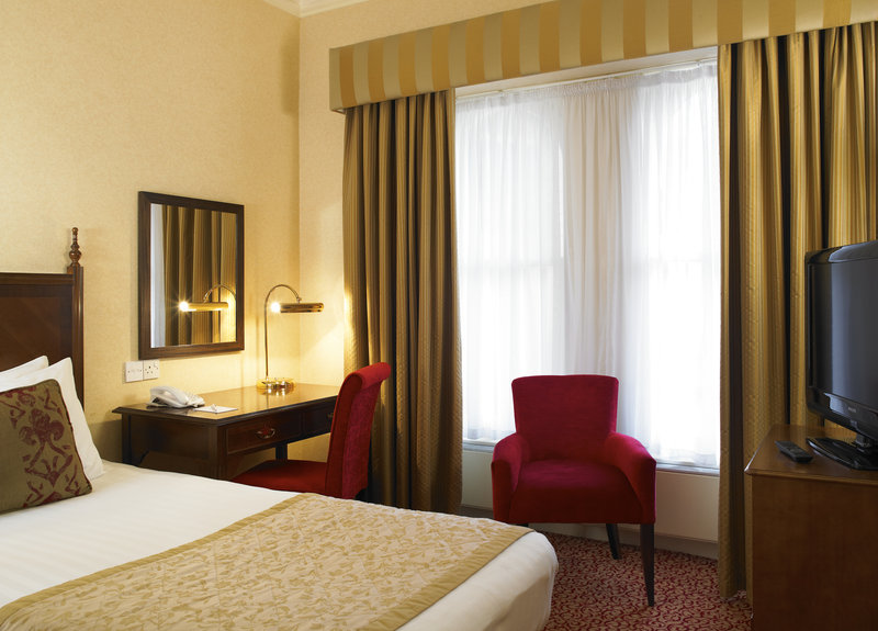 Imperial Hotel Blackpool-The Imperial Hotel ,Blackpool Single Bedroom<br/>Image from Leonardo
