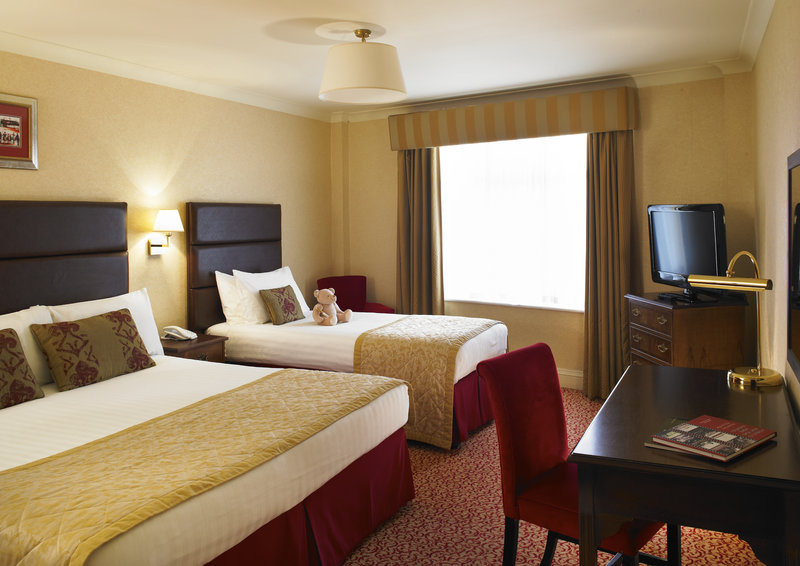 Imperial Hotel Blackpool-The Imperial Hotel ,Blackpool Standard Family Room<br/>Image from Leonardo