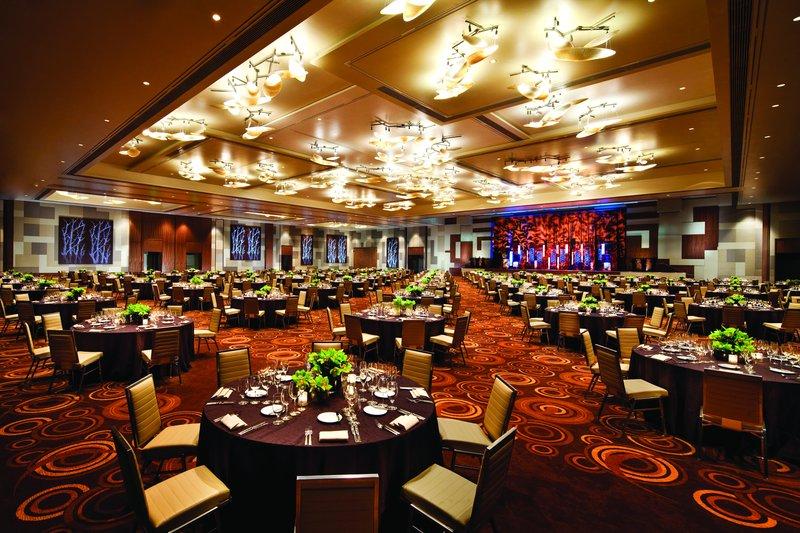 Aria Resort and Casino-Bristlecone Ballroom Dinner<br/>Image from Leonardo