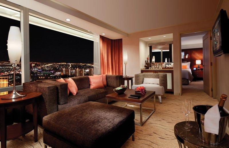 Aria Resort and Casino-Corner Suite<br/>Image from Leonardo