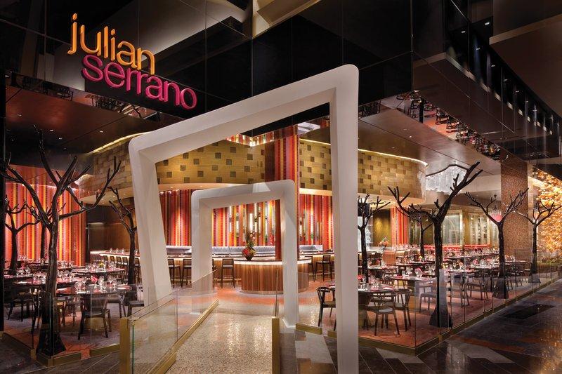 Aria Resort and Casino - Julian Serrano <br/>Image from Leonardo
