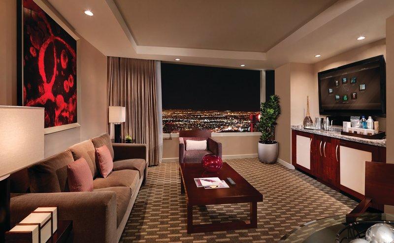 Aria Resort and Casino - Tower Suite <br/>Image from Leonardo