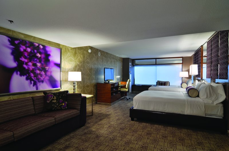 MGM Grand Hotel & Casino - Executive Queen Suite <br/>Image from Leonardo