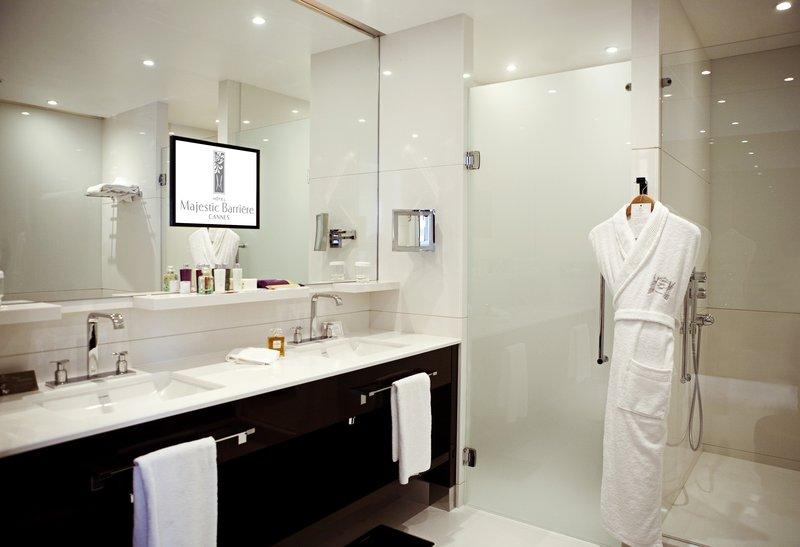 Hotel Barriere Le Majestic-Bathroom<br/>Image from Leonardo