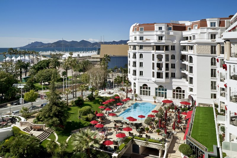 Hotel Barriere Le Majestic-Swimming Pool<br/>Image from Leonardo