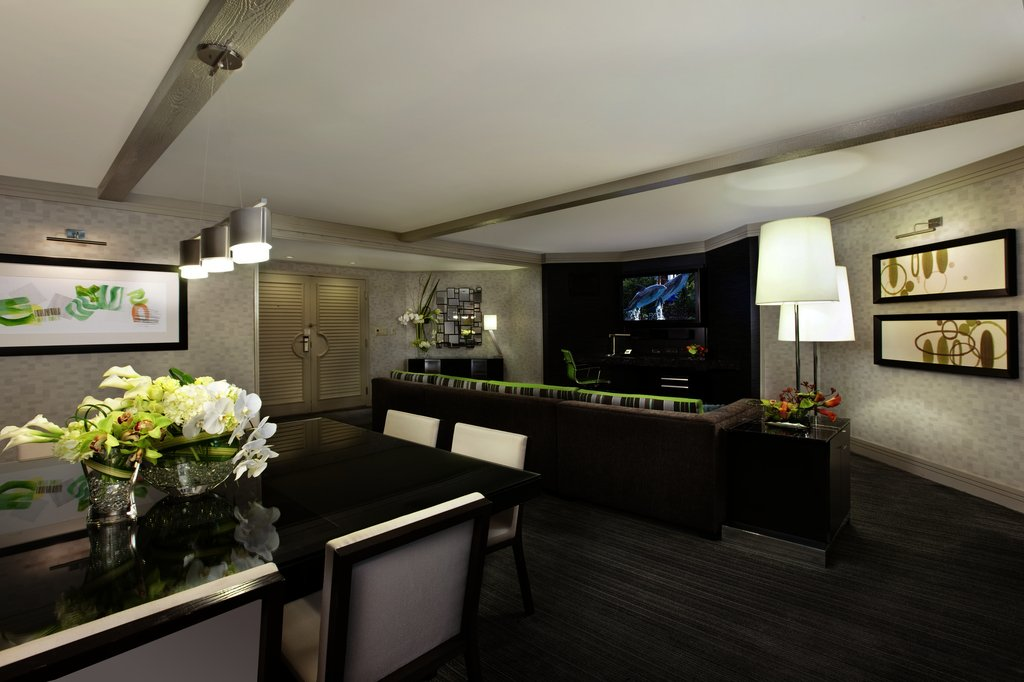 The Mirage Hotel and Casino - Hospitality Suite <br/>Image from Leonardo