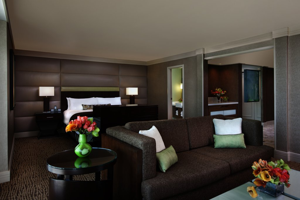 The Mirage Hotel and Casino - Mirage Suite <br/>Image from Leonardo