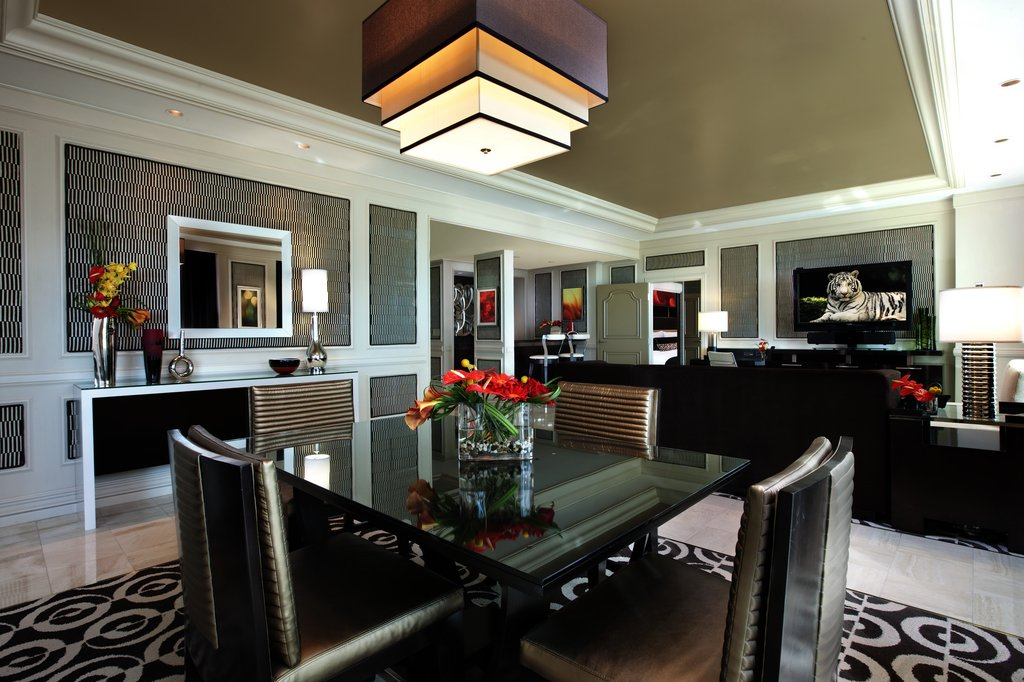 The Mirage Hotel and Casino - Penthouse Suite <br/>Image from Leonardo
