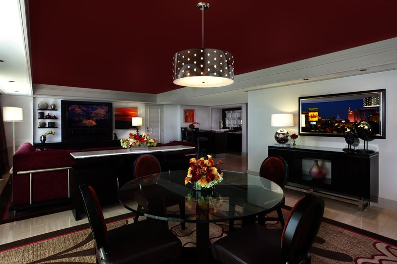 The Mirage Hotel and Casino - Tower Suite <br/>Image from Leonardo