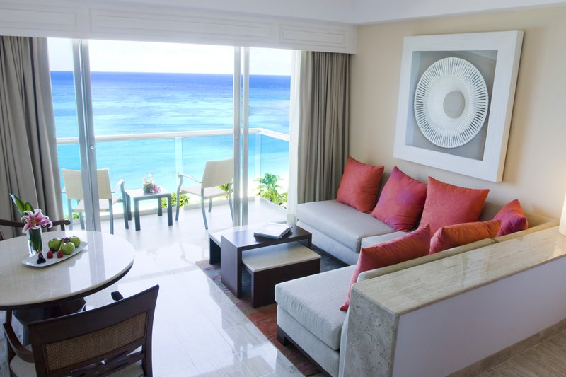 Grand Fiesta Americana Coral Beach Cancun - Junior Suite, 2 Double, Ocean Front <br/>Image from Leonardo