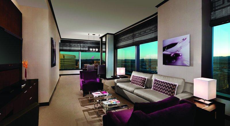 Vdara Hotel & Spa at Aria Las Vegas - One Bedroom Penthouse <br/>Image from Leonardo