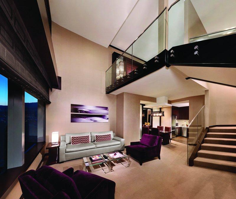 Vdara Hotel & Spa at Aria Las Vegas - Two Bedroom Loft <br/>Image from Leonardo