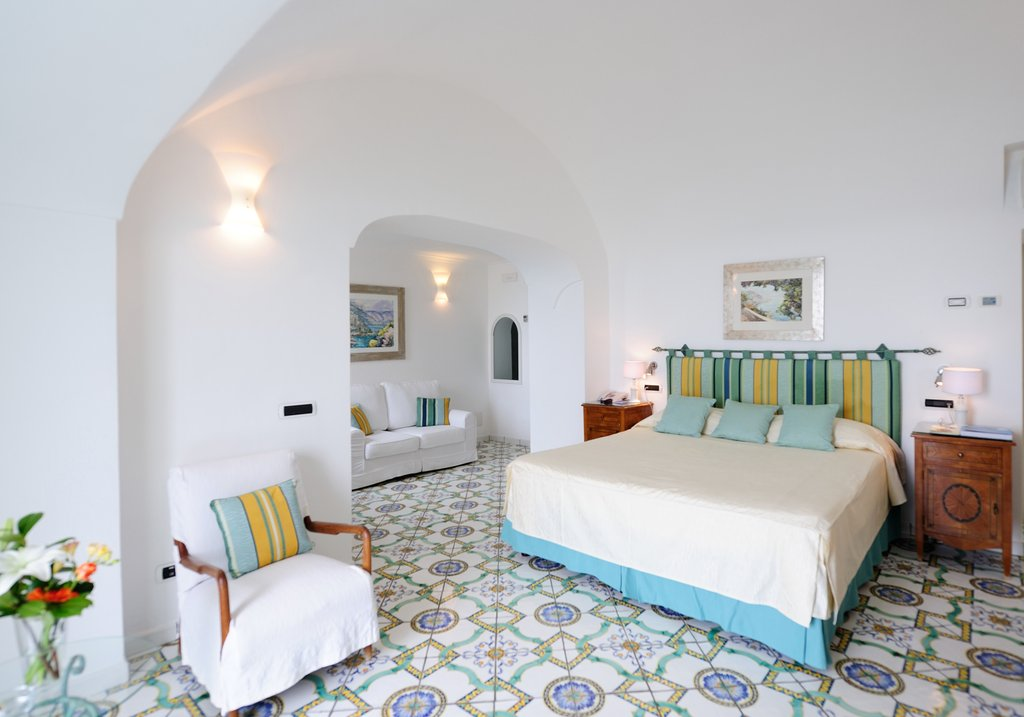 Santa Caterina Hotel-Junior Suite<br/>Image from Leonardo
