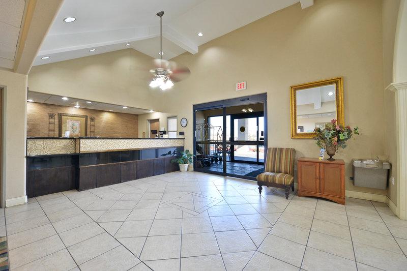 Best Western Plus Tulsa Inn  Suites-Entrance Reception<br/>Image from Leonardo