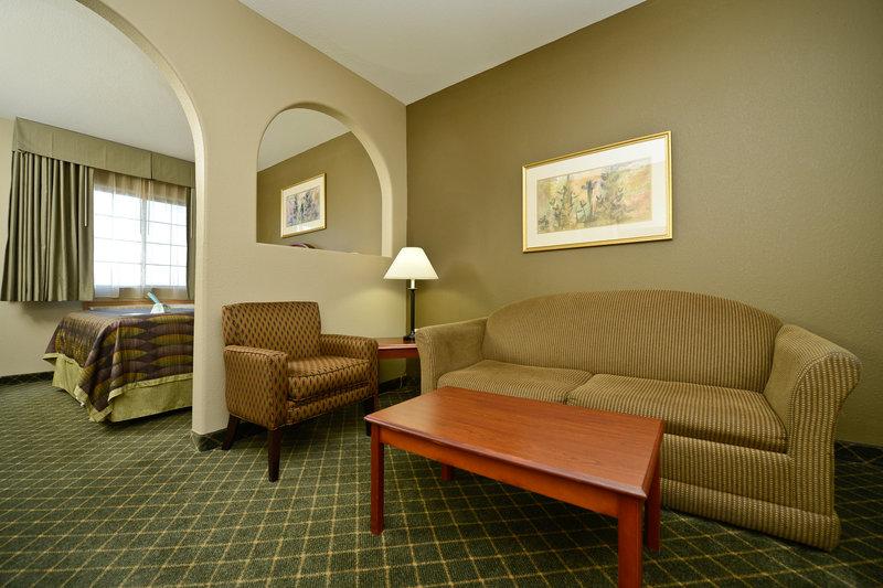 Best Western Plus Tulsa Inn  Suites-Suite Sofabed<br/>Image from Leonardo