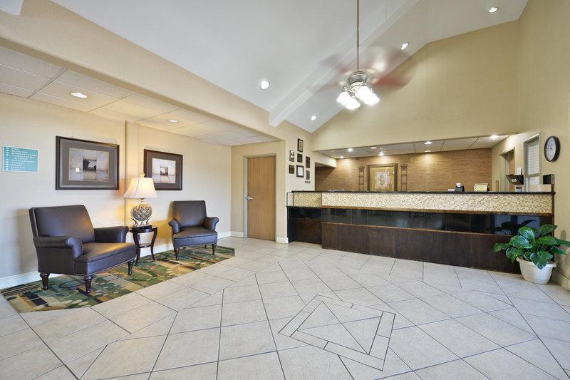 Best Western Plus Tulsa Inn  Suites-Lobby Reception<br/>Image from Leonardo
