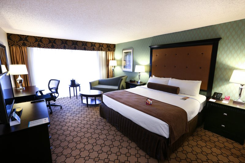 Crowne Plaza Oklahoma City-CPOKC King Guestroom<br/>Image from Leonardo