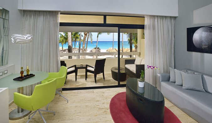 Punta Cana Princess All Suite - Normal BPPunta Cana Luxury Jr Suite Ocean View Whi <br/>Image from Leonardo