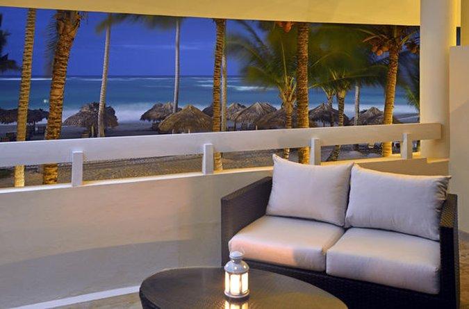 Punta Cana Princess All Suite - Normal BPPunta Cana Luxury Jr Suite Terrace <br/>Image from Leonardo