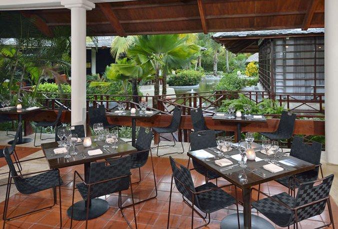 Punta Cana Princess All Suite - Normal APPunta Cana Naos Restaurant <br/>Image from Leonardo