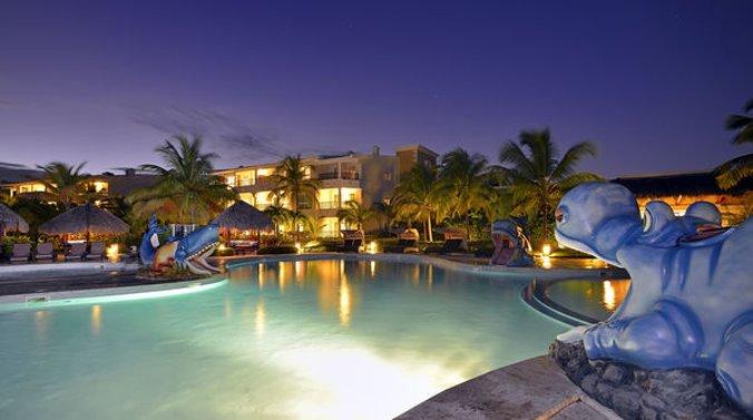 Punta Cana Princess All Suite - Normal PPunta Cana Kids Club Pool Area <br/>Image from Leonardo