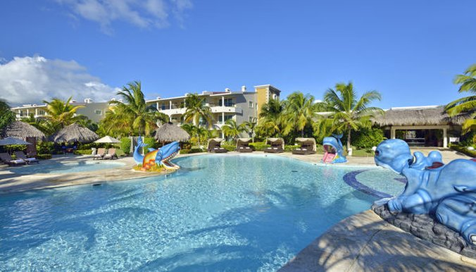 Punta Cana Princess All Suite - Normal PPunta Cana Children Pool <br/>Image from Leonardo