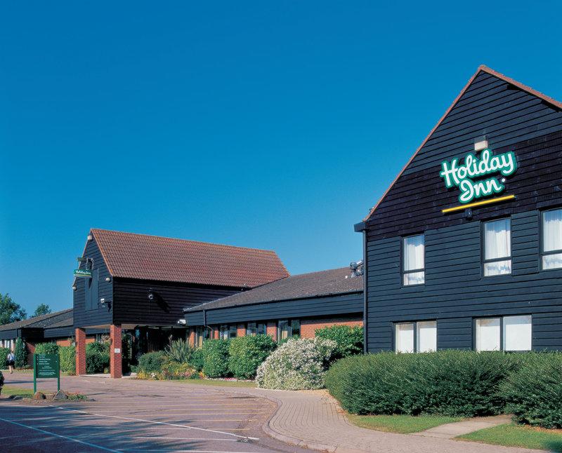 Holiday Inn Cambridge-Exterior<br/>Image from Leonardo