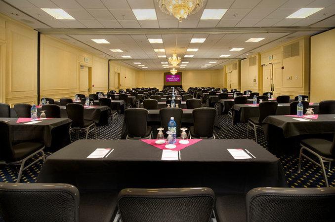 Crowne Plaza Portland-Downtown Conv Ctr-Crowne Plaza Portland: Windsor Ballroom Classroom<br/>Image from Leonardo