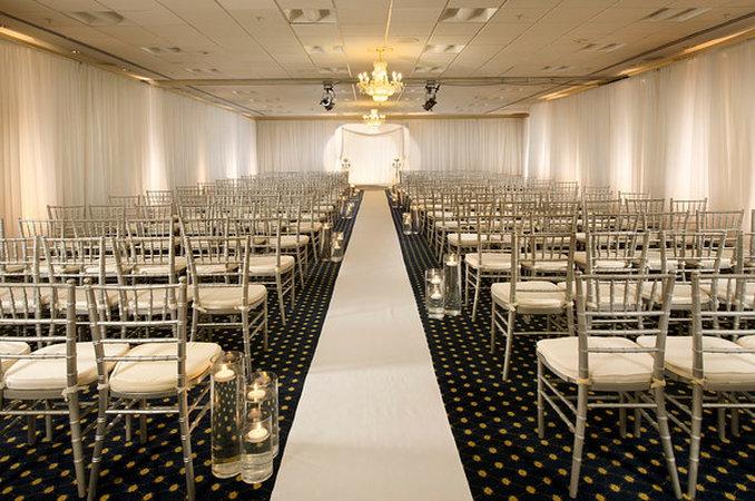 Crowne Plaza Portland-Downtown Conv Ctr-Crowne Plaza Portland: Windsor Ballroom Wedding<br/>Image from Leonardo