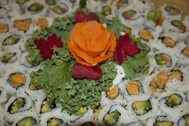 Crowne Plaza Boston - Woburn-Sushi<br/>Image from Leonardo