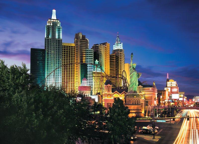 New York-New York Hotel - New York-New York Hotel & Casino <br/>Image from Leonardo