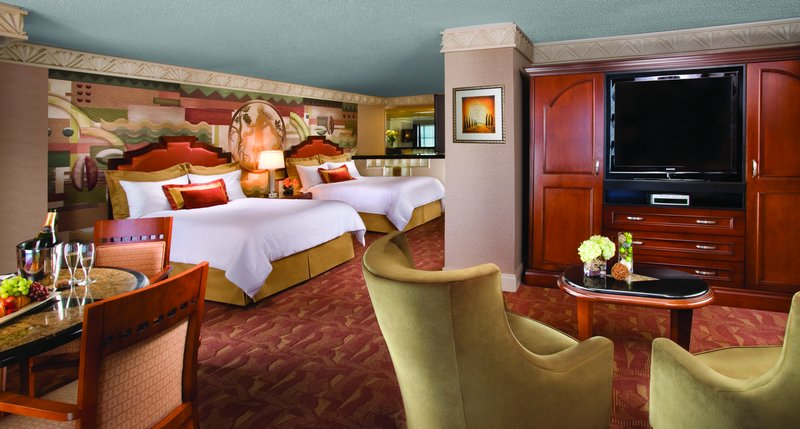 New York-New York Hotel - Players Suite <br/>Image from Leonardo