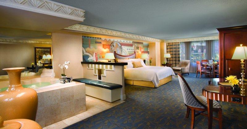 New York-New York Hotel - Marquis Suite <br/>Image from Leonardo