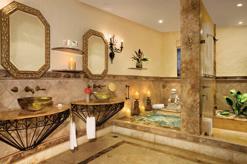 Zoetry Paraiso La Bonita - Marble Bathroom <br/>Image from Leonardo