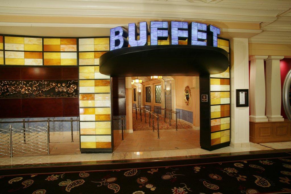 Bellagio - The Buffet <br/>Image from Leonardo