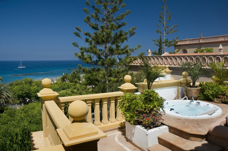 Gran Hotel Bahia Del Duque-Presidential Suite sea view<br/>Image from Leonardo