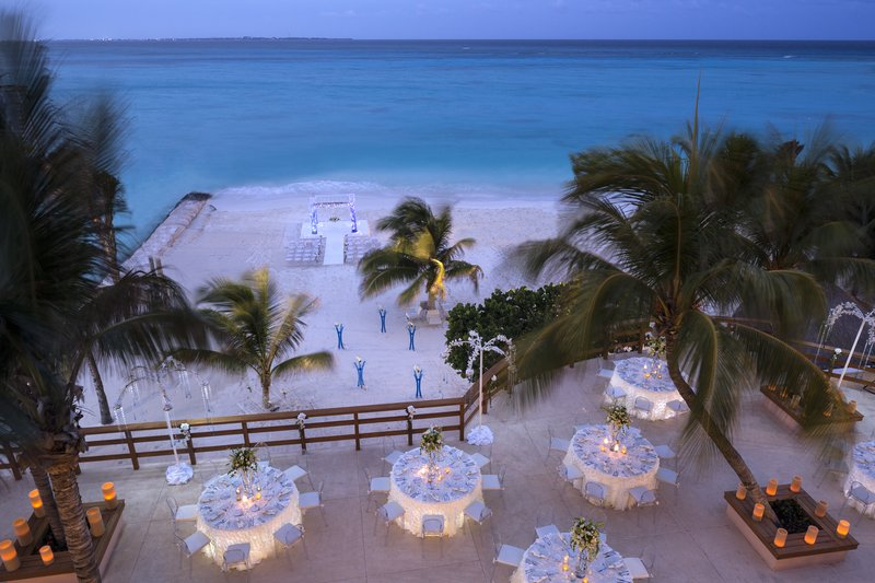 Grand Fiesta Americana Coral Beach Cancun - Weddings <br/>Image from Leonardo