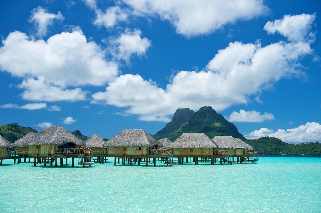 Bora Bora Pearl Beach Resort-Villas<br/>Image from Leonardo
