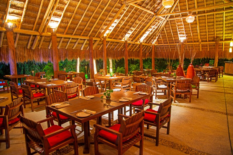 Explorean Kohunlich-Restaurant<br/>Image from Leonardo