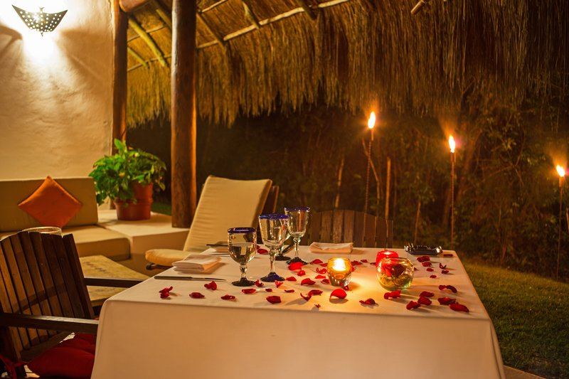 Explorean Kohunlich-Romantic Dinner<br/>Image from Leonardo