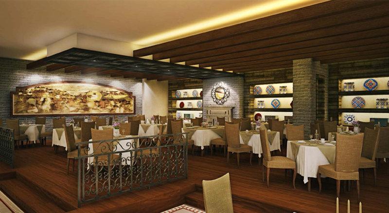 Secrets Puerto Los Cabos - Cafe <br/>Image from Leonardo