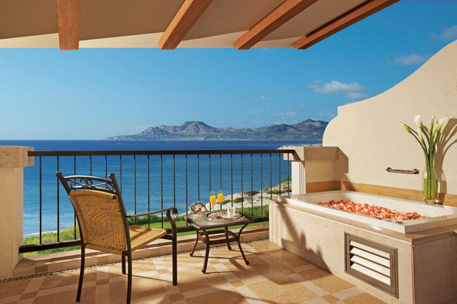 Secrets Puerto Los Cabos - Terrace <br/>Image from Leonardo