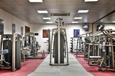 Corinthia Palace Hotel & Spa-Tn Gym<br/>Image from Leonardo