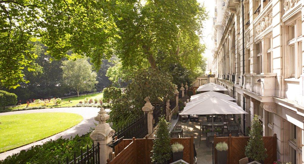 The Royal Horseguards - Terrace Gardens <br/>Image from Leonardo